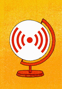 Wi-fi globe