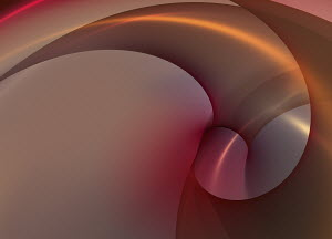 Shiny spiral abstract backgrounds pattern