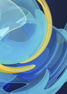 Abstract swirling backgrounds pattern