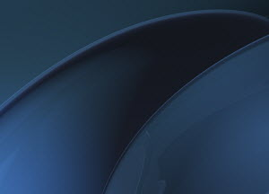 Abstract backgrounds pattern of smooth dark blue curves
