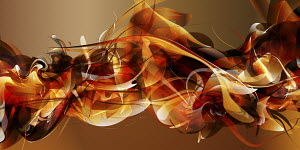 Abstract gold backgrounds