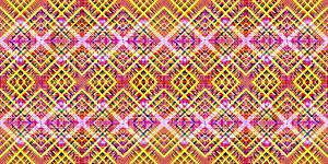Abstract kaleidoscope pattern