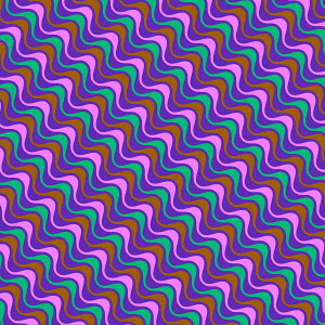 Abstract backgrounds pattern of repeating wavy lines