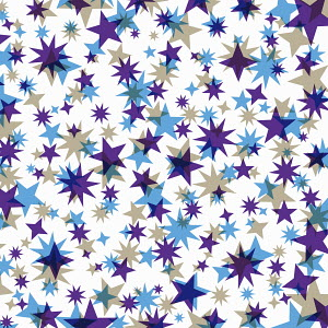 Abstract backgrounds star pattern