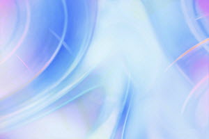 Full frame blue and pink pastel abstract pattern with light glare