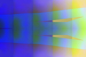 Abstract backgrounds pattern of changing color stripes