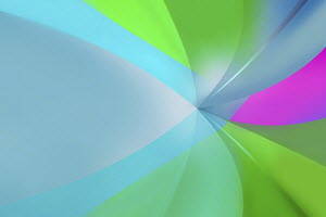 Abstract multicolored backgrounds pattern with vanishing point