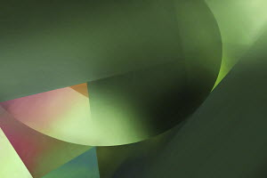 Abstract green backgrounds pattern