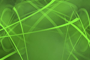 Abstract fluorescent green tangled backgrounds pattern