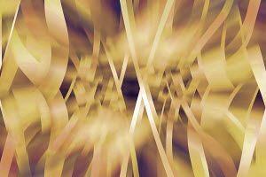 Abstract gold woven background pattern
