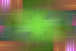 Abstract bright green and pink backgrounds pattern of intersecting straight lines