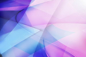 Abstract backgrounds pattern of translucent overlapping shapes