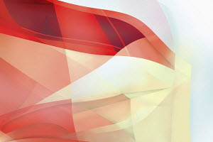 Abstract backgrounds pattern of multi-layered translucent shapes