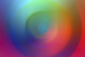 Abstract backgrounds pattern of translucent soft focus concentric circles