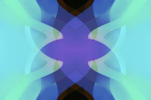 Symmetrical abstract backgrounds pattern