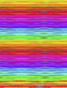 Full frame neon color striped rainbow pattern