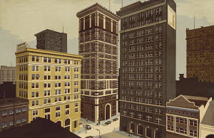 Arrott Building, Fourth Avenue Historic District, Pittsburgh, Pennsylvania,