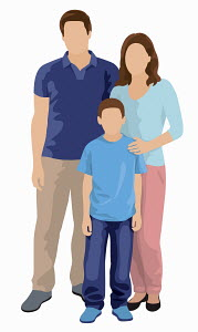 Anonymous family