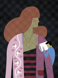 Woman as mother and home maker