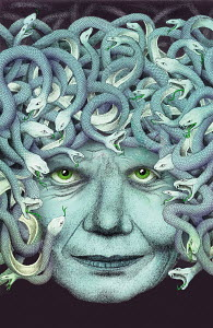 Portrait of Medusa