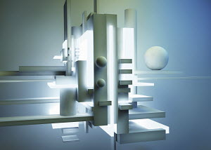 Abstract three dimensional structure