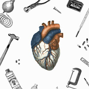 Tools and remedies surrounding heart