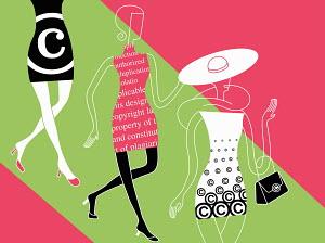 Copyright on fashion