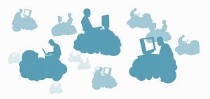 People cloud computing
