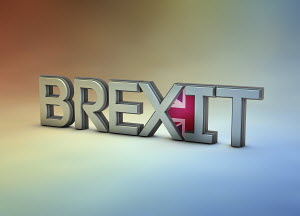 Single word BREXIT