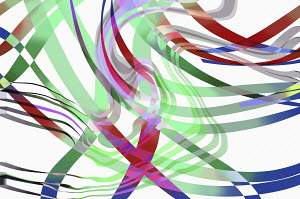 Abstract backgrounds pattern of crisscrossing stripes