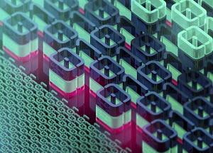 Three dimensional binary code patterns
