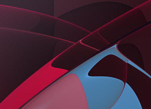 Abstract backgrounds pattern of interlocking shapes