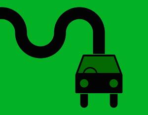 Car as electric plug