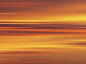 Abstract vibrant sunset