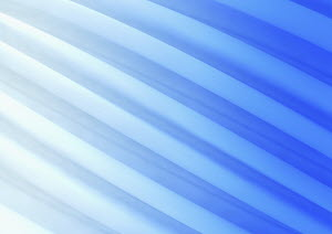 Abstract blue striped pattern