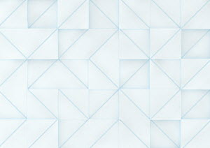 Abstract uneven tile pattern