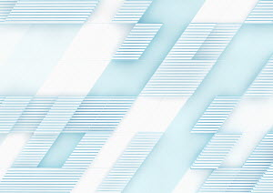 Diagonal geometric grid pattern