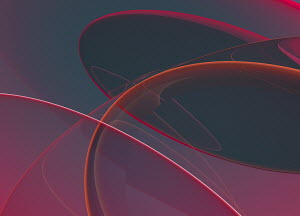 Smooth overlapping abstract curves