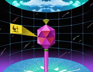 Electronic panopticon