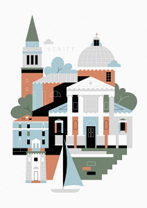 Venice graphic