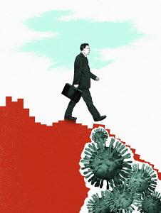 Business declining from coronavirus
