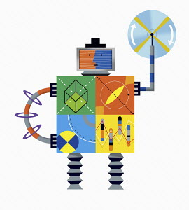 Robot problem solving