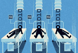 Digital data and hospital patients