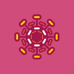 Geometric coronavirus
