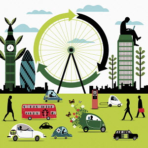 London as green city
