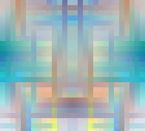Symmetrical full frame abstract pattern