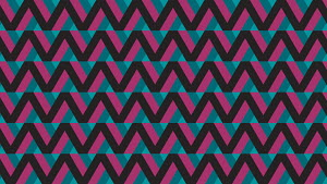 Abstract geometric repeat zig zag pattern
