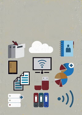 Wireless technology and cloud computing