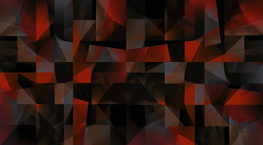 Dark abstract irregular geometric pattern