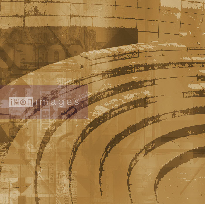 BK04057 - Montage of city steps - Paul Price